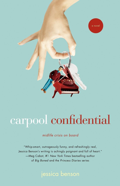 Jessica Benson Carpool Confidential debra regan marriage confidential