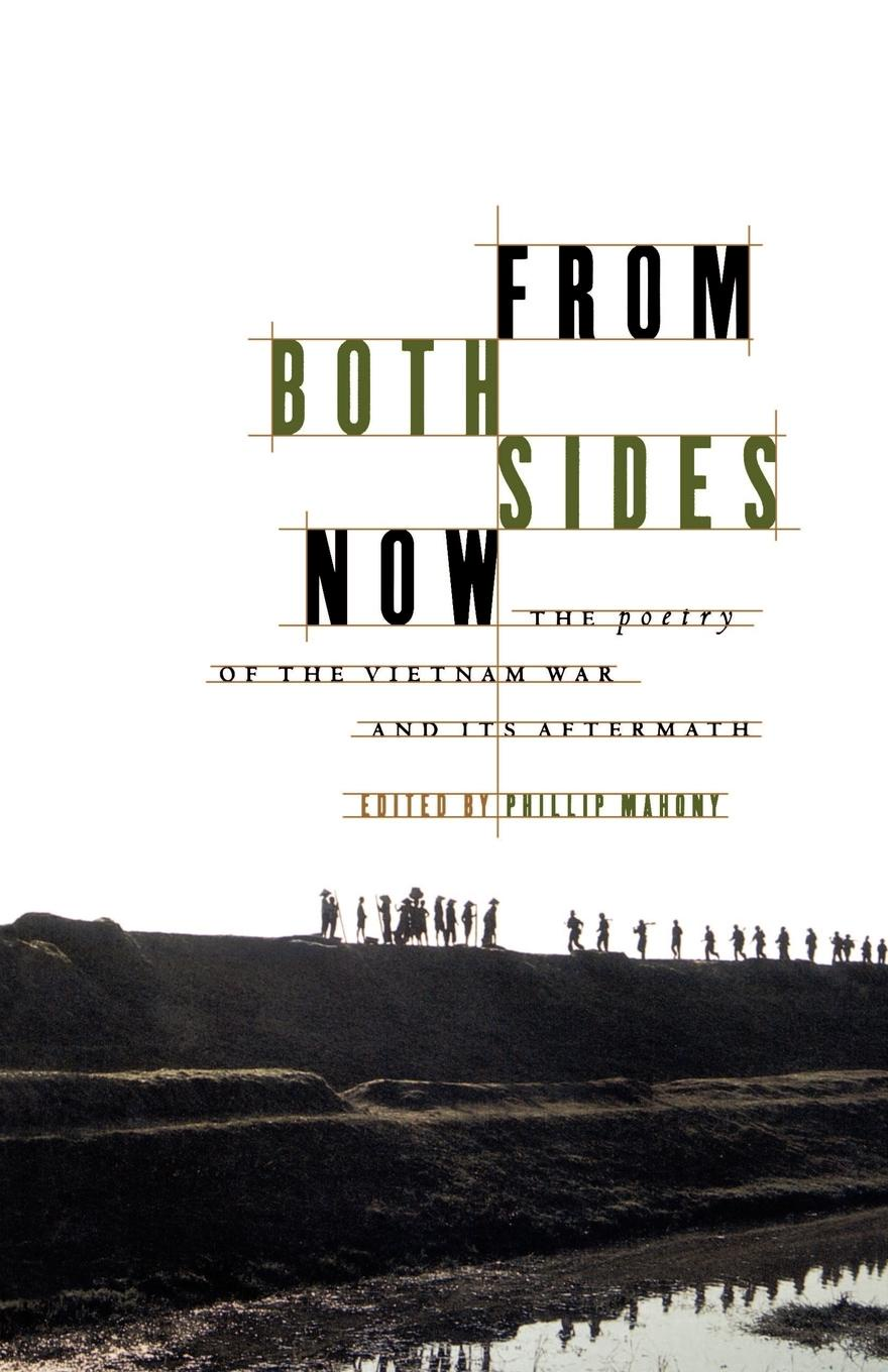 From Both Sides Now. The Poetry of the Vietnam War and Its Aftermath both sides worn pocket zipper front coat