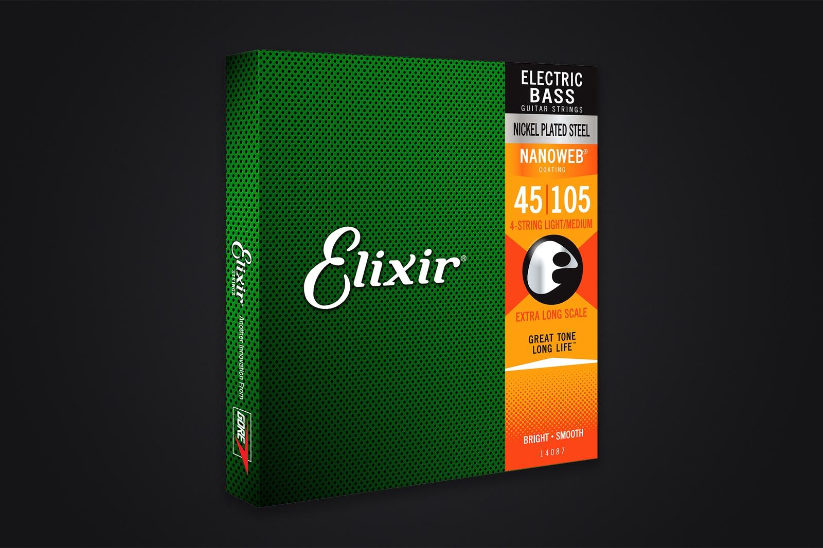 Струны для гитары Elixir Strings 14087 elixir 14087