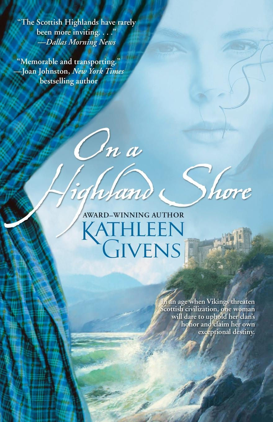 Kathleen Givens On a Highland Shore футболка up shore