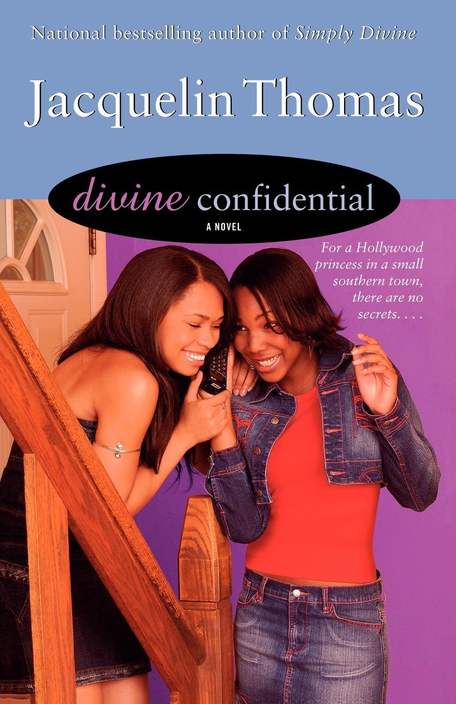 Jacquelin Thomas Divine Confidential debra regan marriage confidential