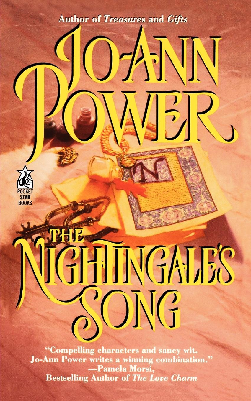 Jo-Ann Power The Nightingale's Song shannon s the song rising