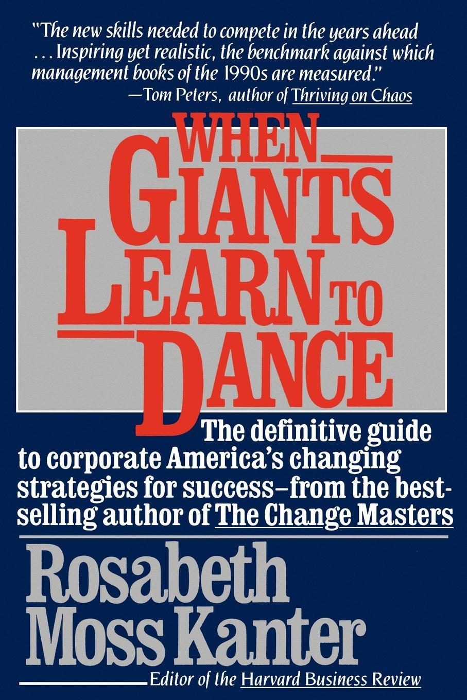 "When Giants Learn to Dance Книга""When Giants Learn to Dance""...."
