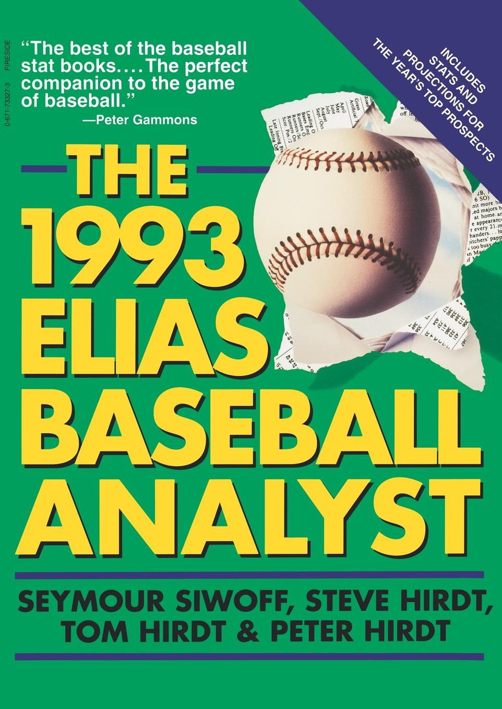 все цены на Seymour Siwoff 1993 Elias Baseball Analyst онлайн