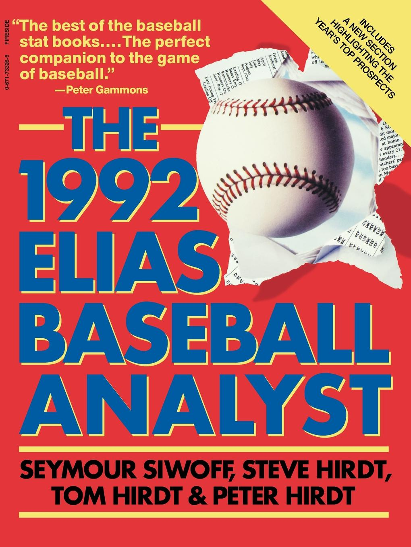 все цены на Seymour Siwoff Elias Baseball Analyst 1992 онлайн