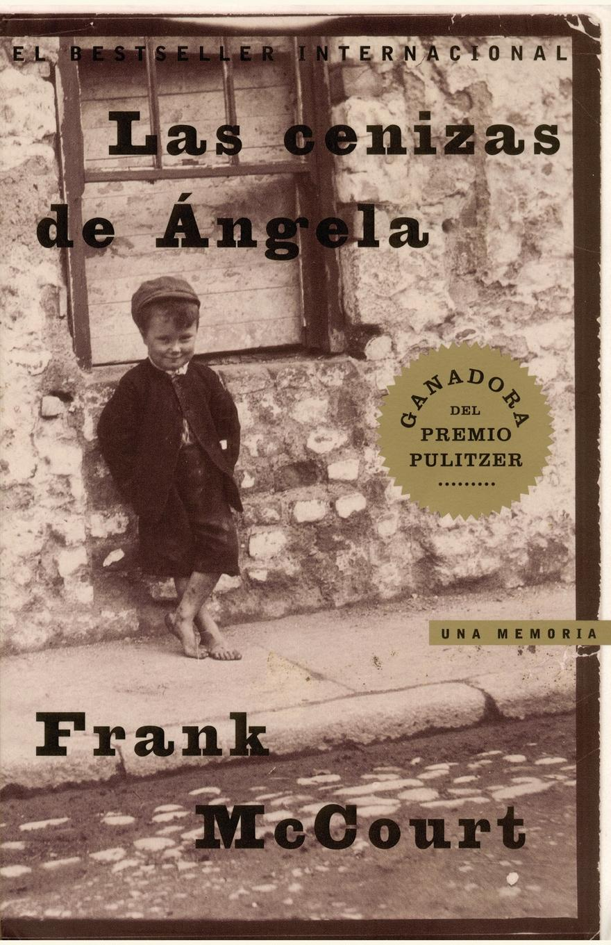 Frank McCourt Las Cenizas de Angela (Angela's Ashes). Una Memoria tahir s an ember in the ashes