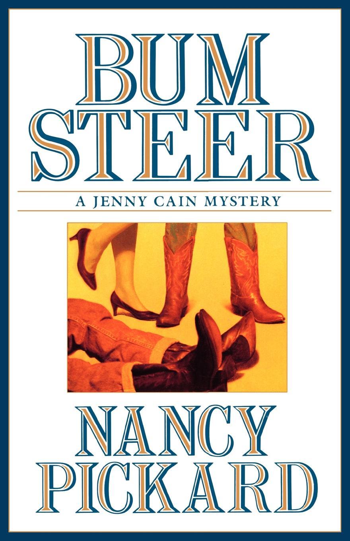 Nancy Pickard, Pickard Bum Steer clear detail bum bag