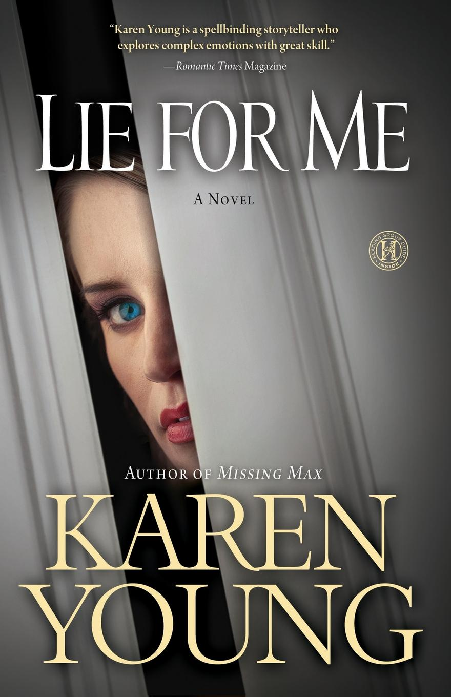 Karen Young Lie for Me emerald de young inspire me