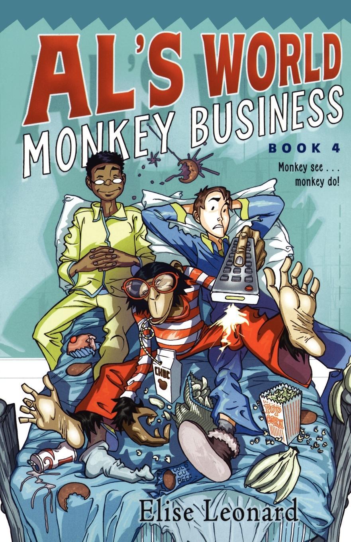 купить Elise Leonard Monkey Business по цене 739 рублей