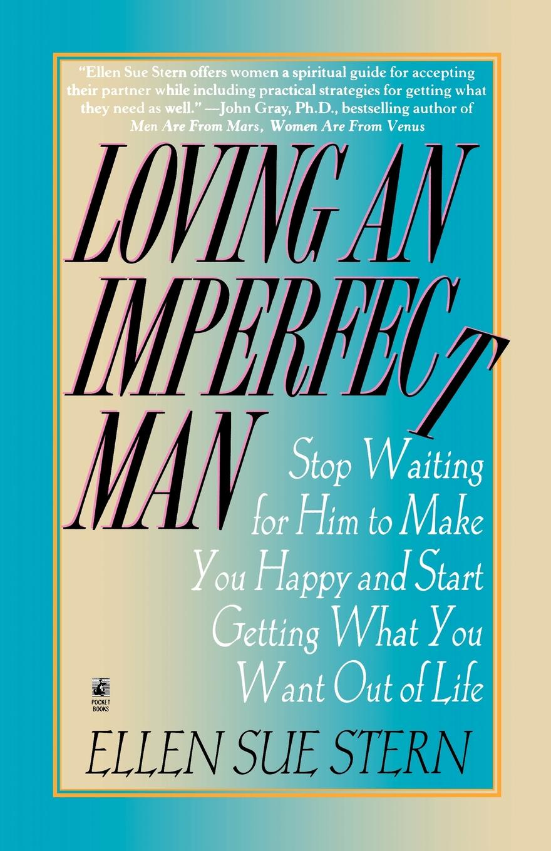 Ellen Sue Stern Loving an Imperfect Man imperfect philosophy туфли