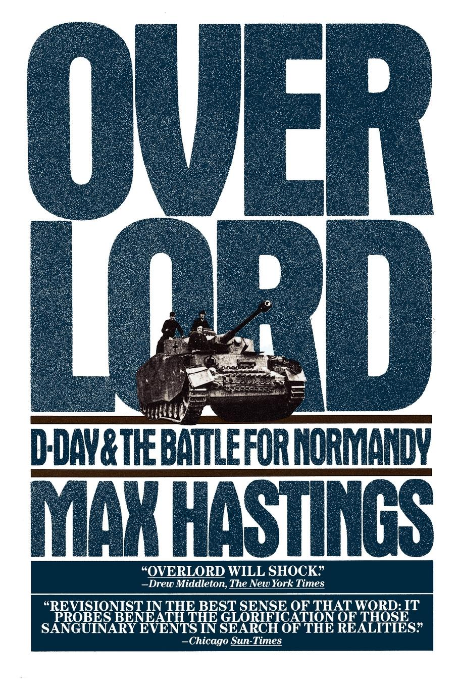 Max Hastings Overlord. D-Day and the Battle for Normandy overlord ранобэ аудиокнига