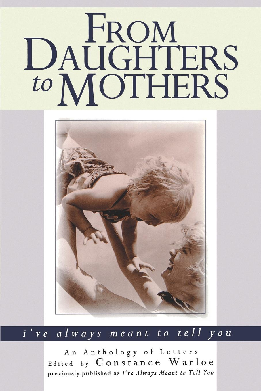From Daughters to Mothers paula lytle lifeline to young mothers