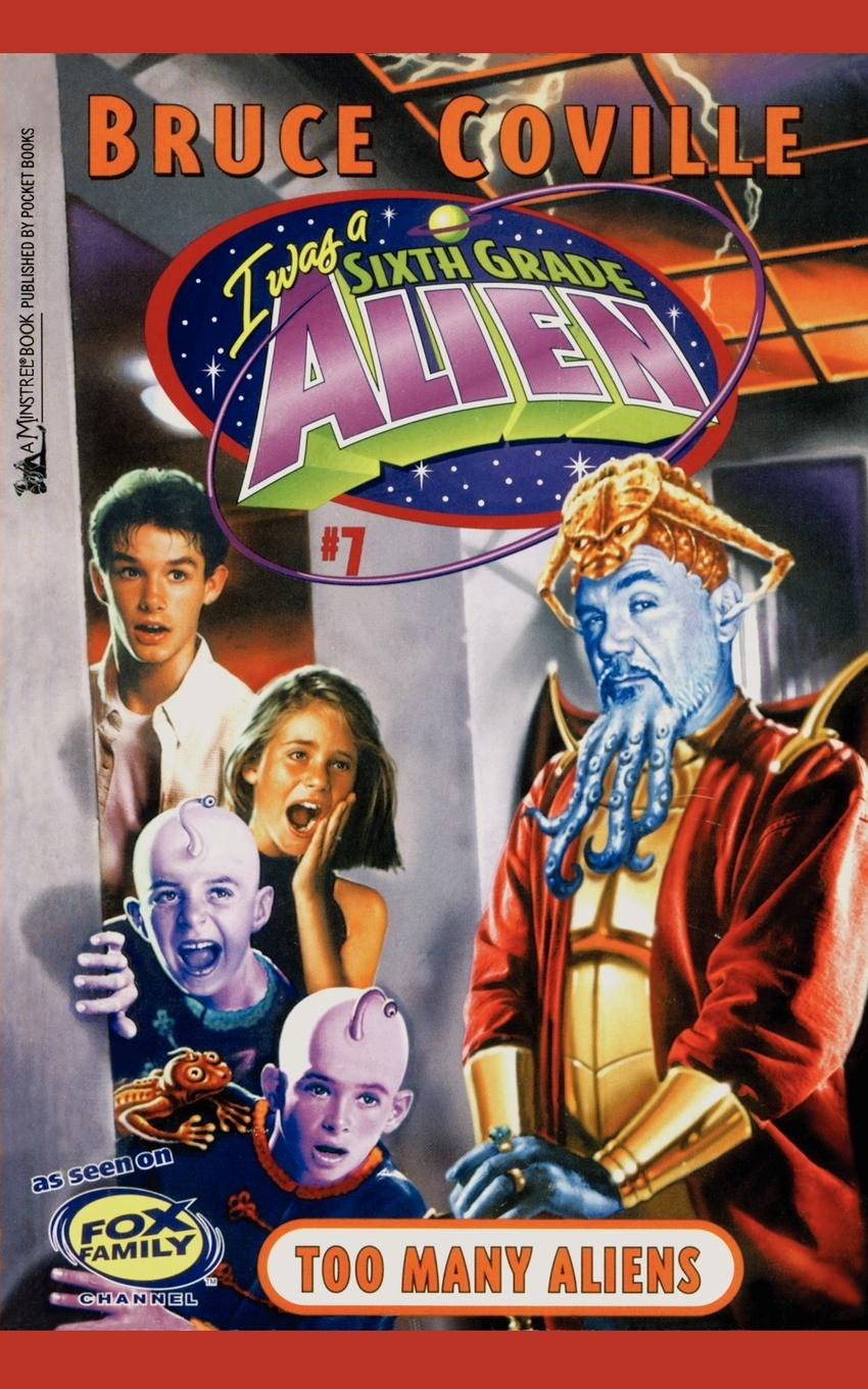 Bruce Coville Too Many Aliens too many cooks champagne for one