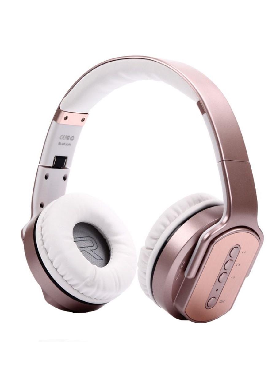 Bluetooth-гарнитура SODO MH2, розовый стерео bluetooth гарнитура sony sbh56 silver