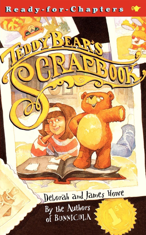 Deborah Howe Teddy Bears Scrapbook