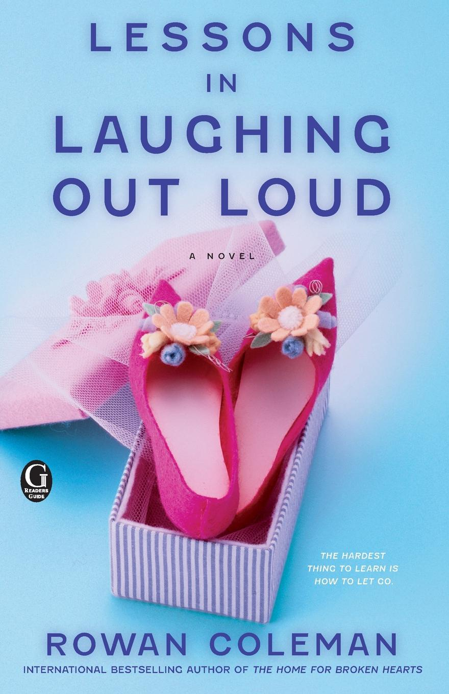Rowan Coleman Lessons in Laughing Out Loud laughing gas