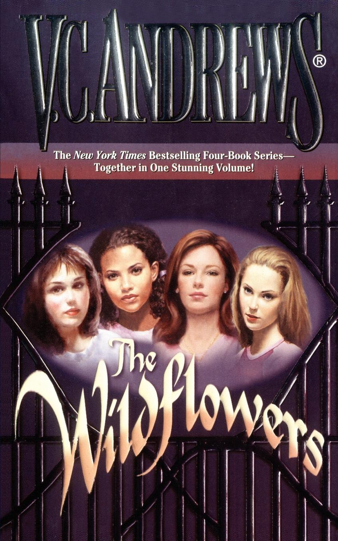 V. C. Andrews The Wildflowers (Omnibus). Misty--Star--Jade--Cat цена
