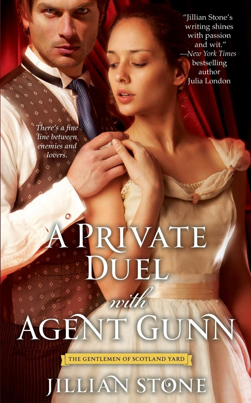 Jillian Stone Private Duel with Agent Gunn