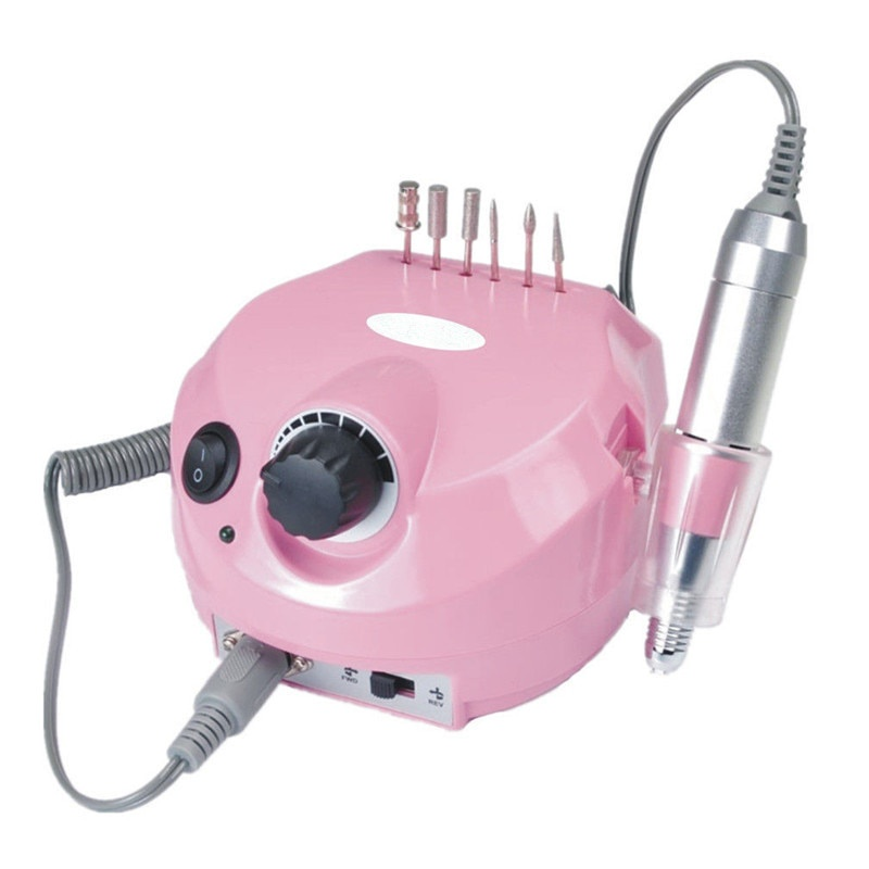 Аппарат для маникюра и педикюра Nail Drill Dril PRO 45.000RPM 1783