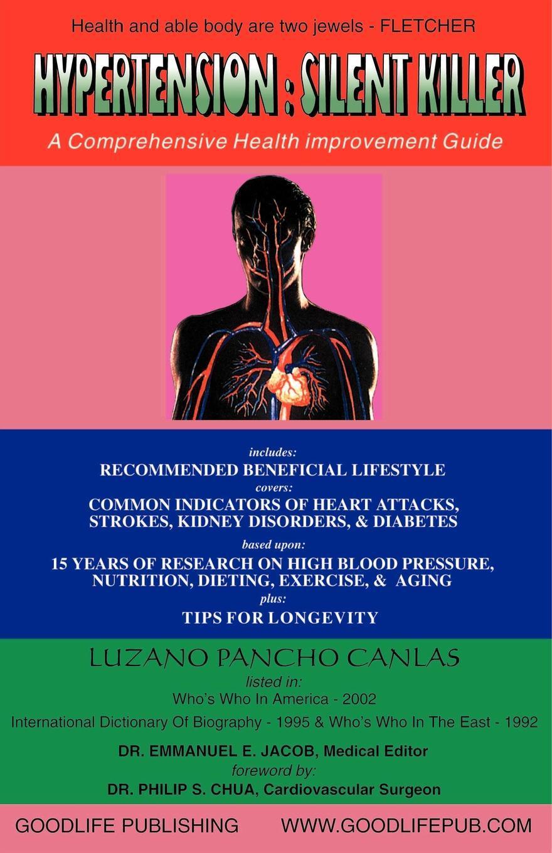 Luzano Pancho Canlas Hypertension. The Silent Killer pancho barraza tijuana