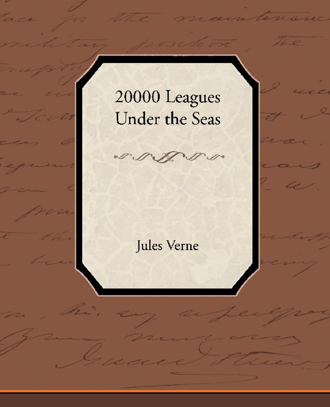 Jules Verne 20000 Leagues Under the Seas verne j 20000 leagues under the sea theacher s book