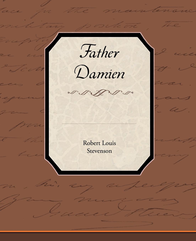 лучшая цена Stevenson Robert Louis Father Damien