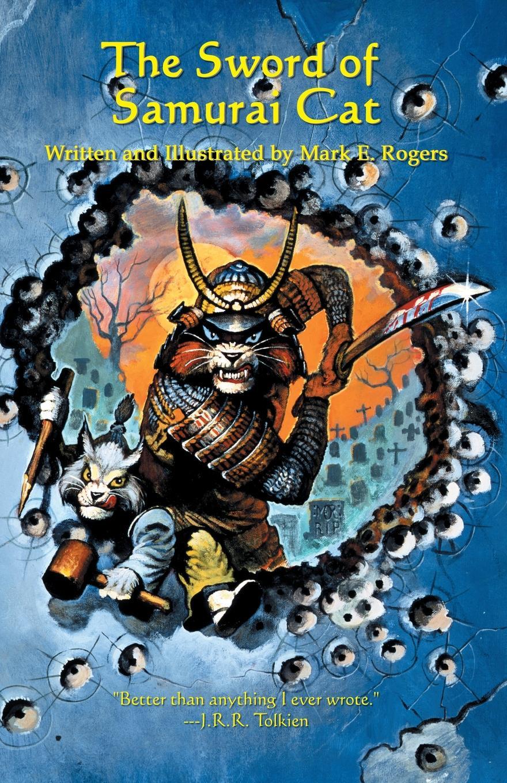 Mark Rogers The Sword of Samurai Cat daughter of the sword
