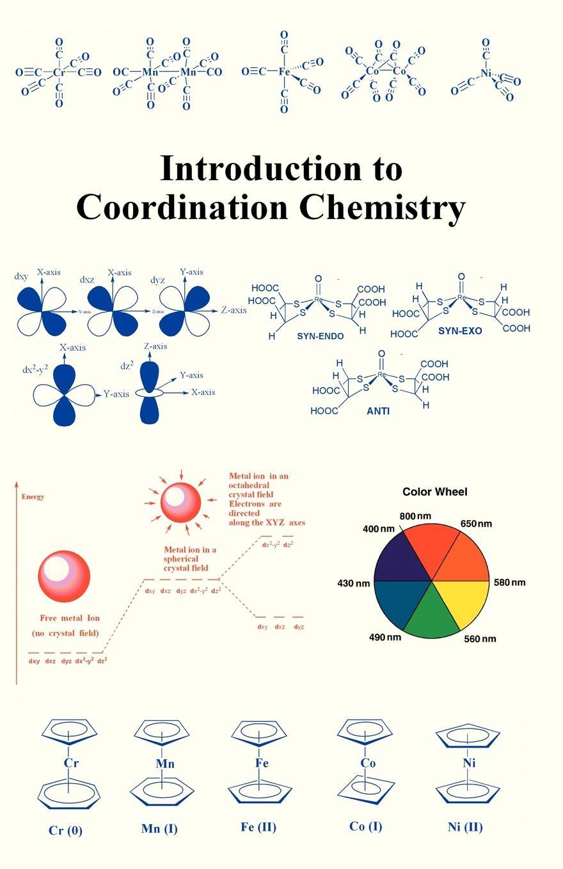 лучшая цена Ph D Edward Lisic Introduction to Coordination Chemistry