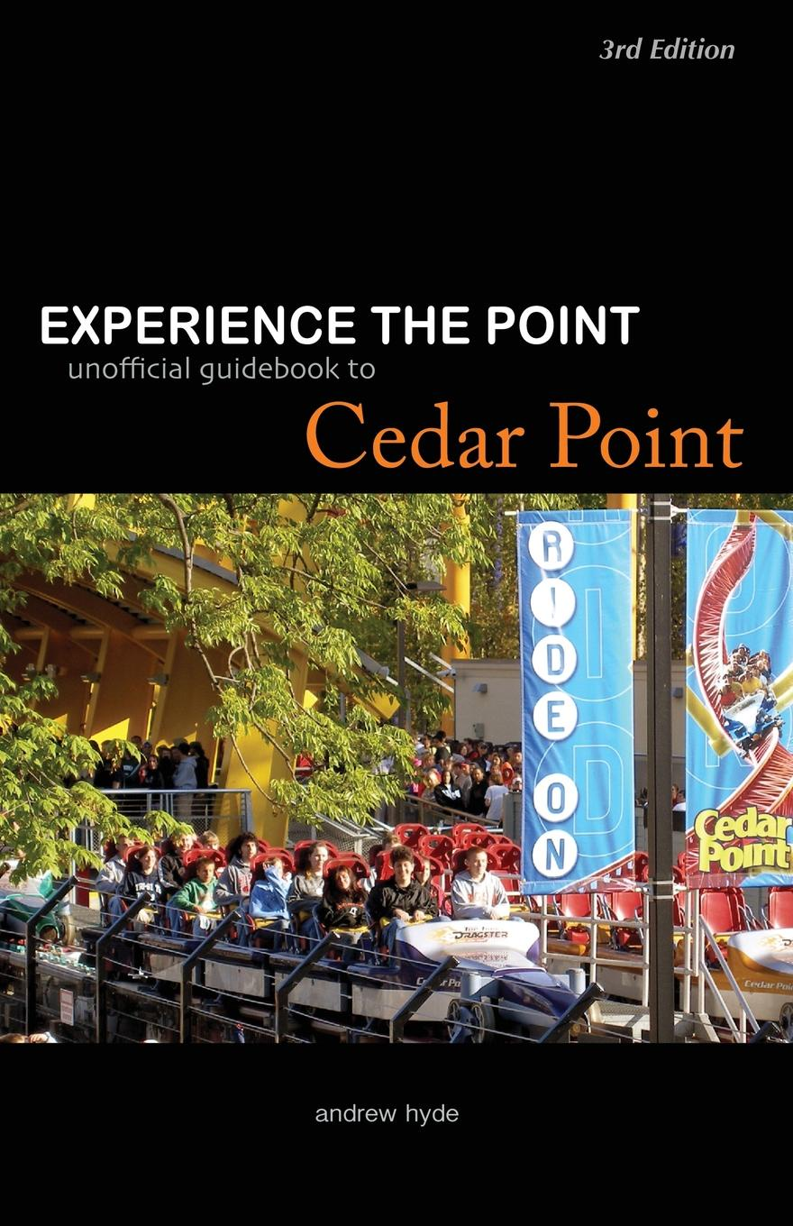 Sam Ross Experience the Point. Unofficial Guidebook to Cedar Point сумка printio to the point