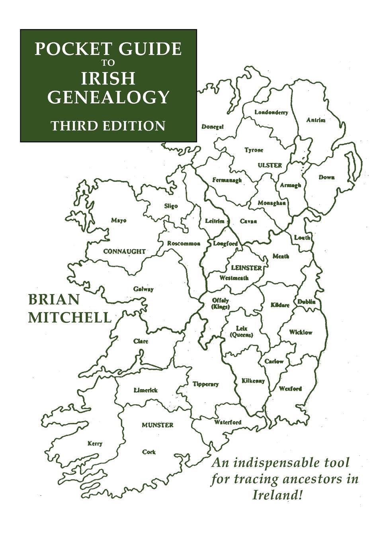 Brian Mitchell Pocket Guide to Irish Genealogy. Third Edition berlitz malta pocket guide