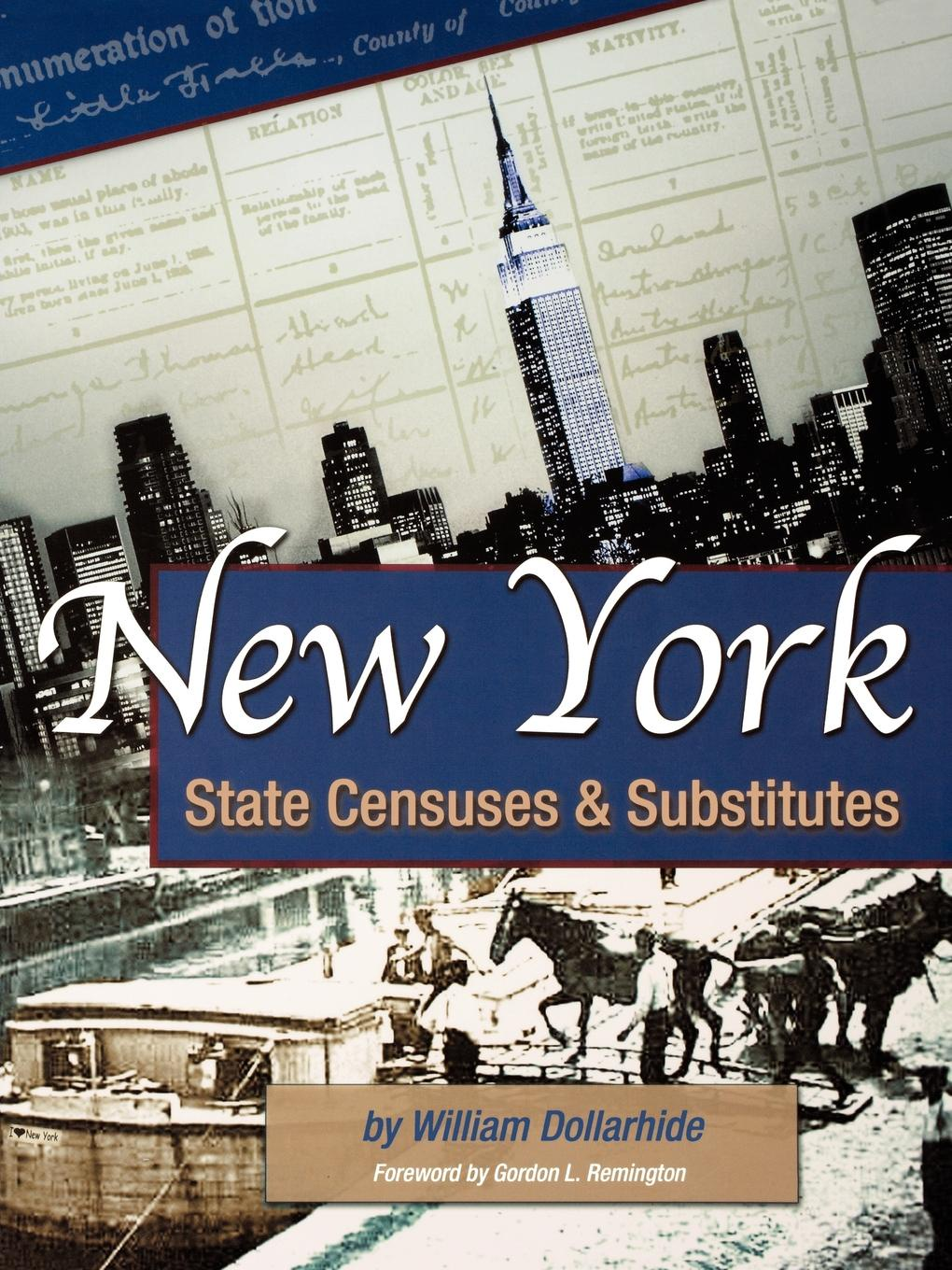 William Dollarhide New York State Censuses & Substitutes