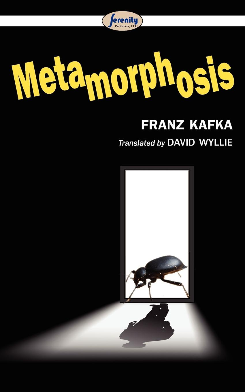 Franz Kafka, David Wyllie Metamorphosis все цены
