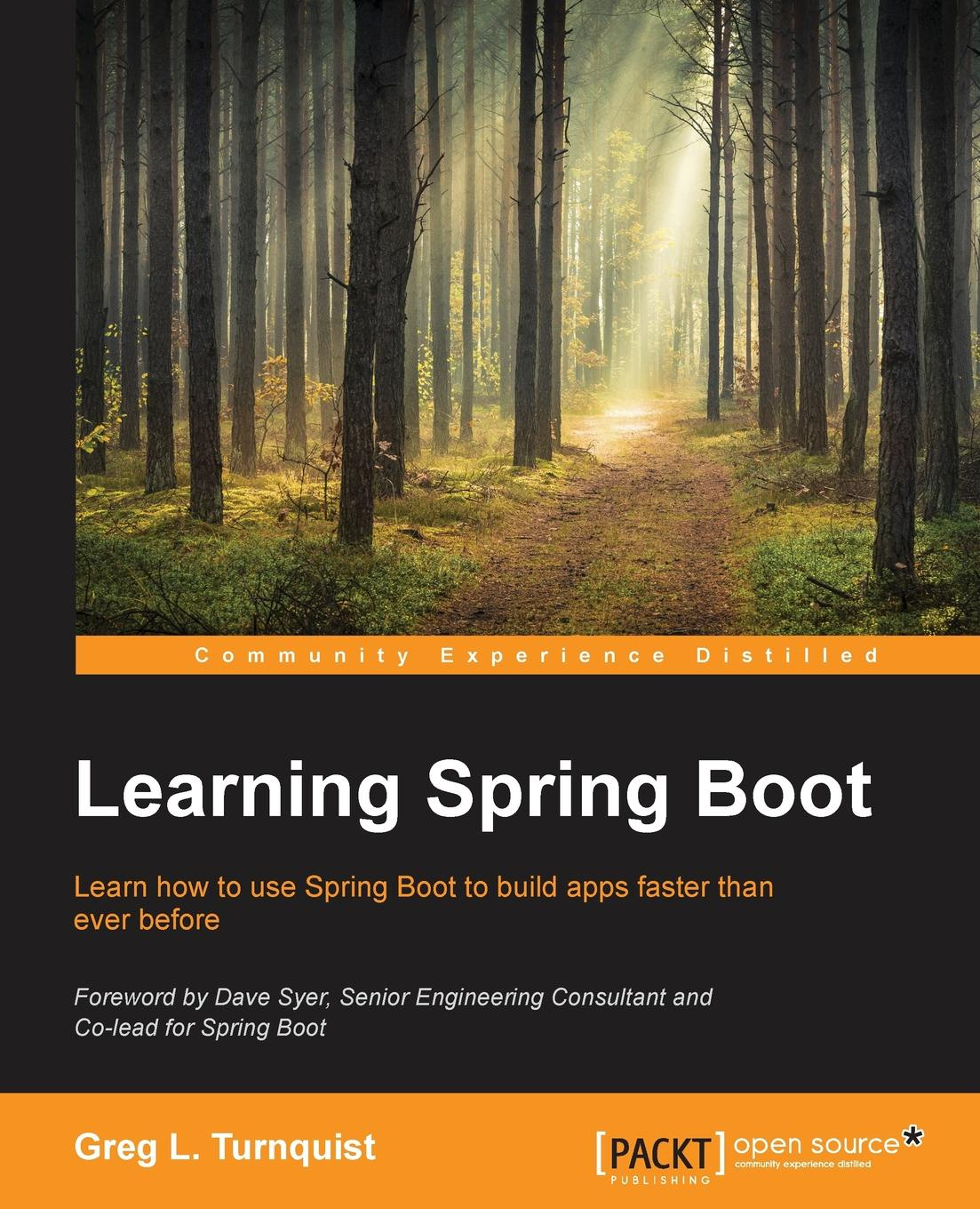 Greg L. Turnquist Learning Spring Boot