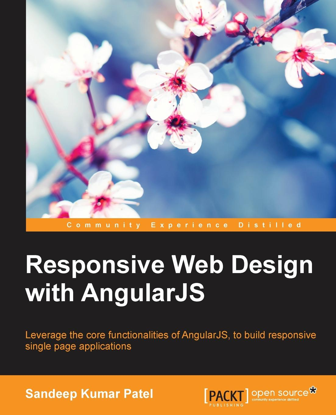 Sandeep Kumar Patel Responsive Web Design with AngularJS foundation web design