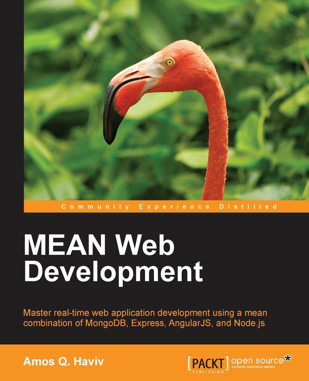 Amos Haviv Mean Web Development