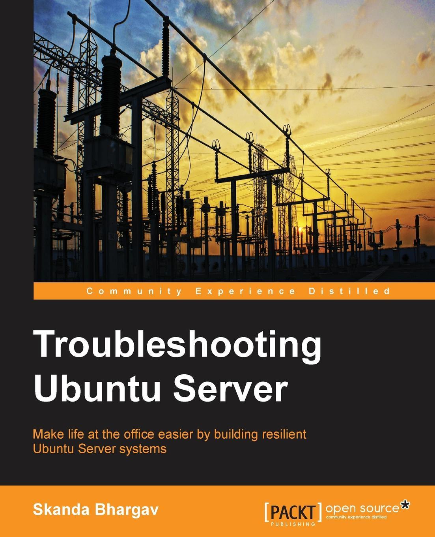 Skanda Bhargav Troubleshooting Ubuntu Server