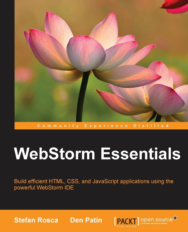 Stefan Rosca WebStorm Essentials