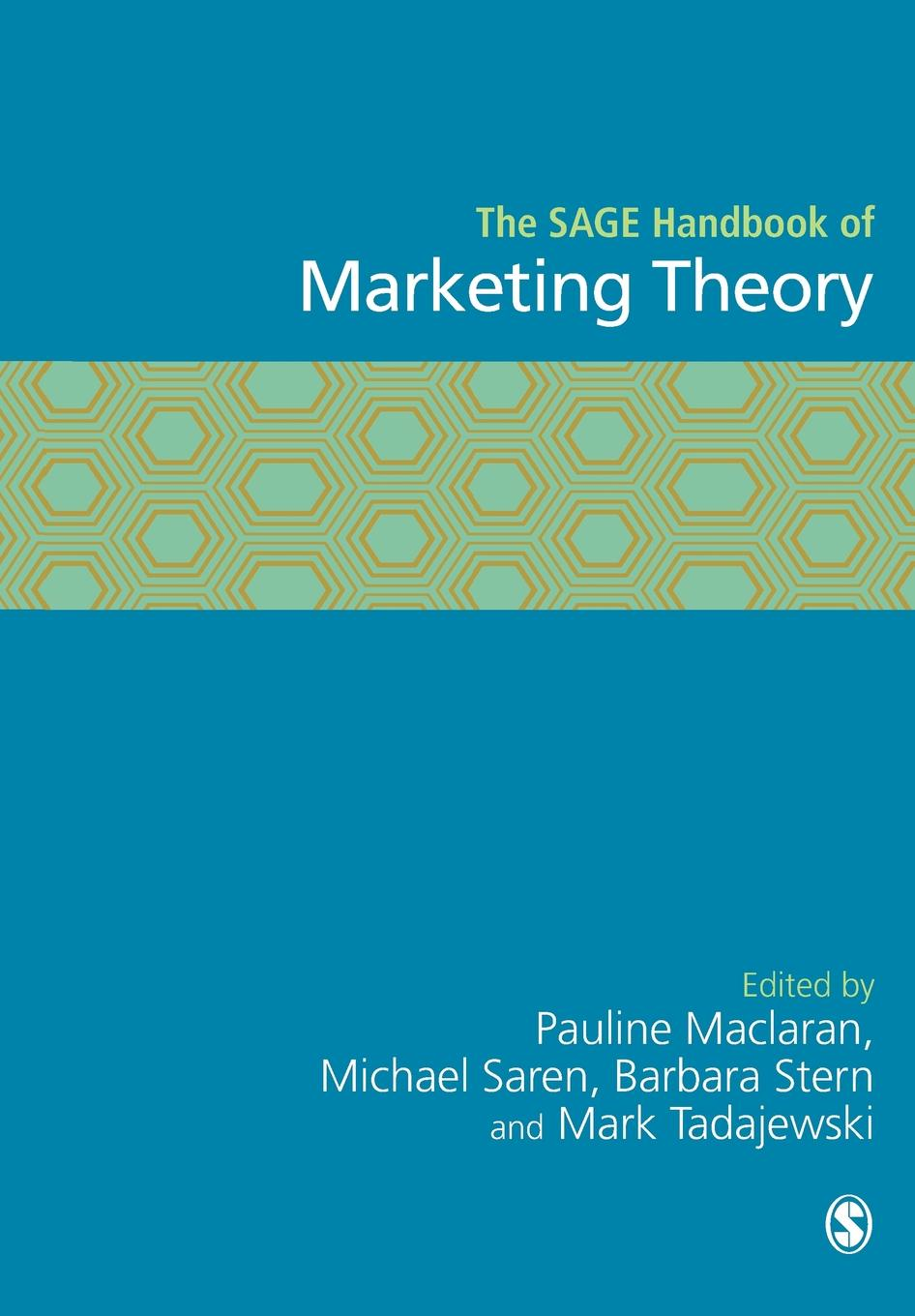 цена на Pauline Maclaran, Michael Saren, Barbara Stern The SAGE Handbook of Marketing Theory