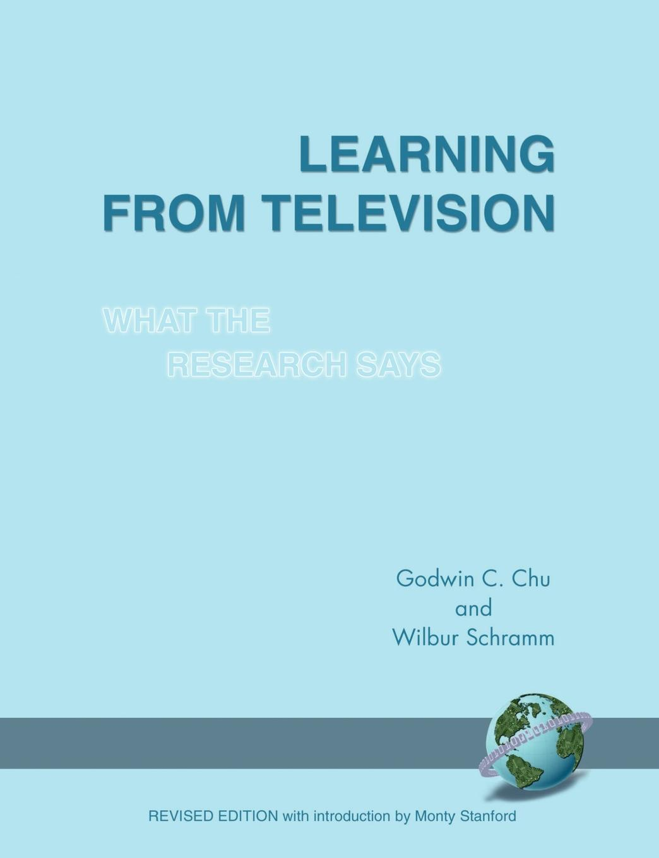 цены на Godwin C. Chu Learning from Television. What the Research Says (PB)  в интернет-магазинах