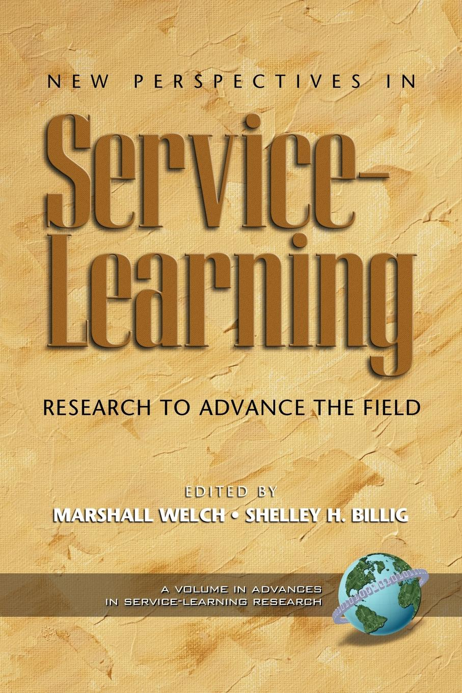 New Perspectives in Service-Learning. Research to Advnace the Field (PB)