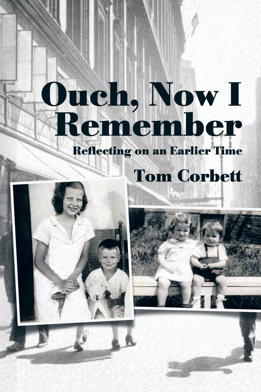 Tom Corbett Ouch, Now I Remember. Reflecting on an Earlier Time ouch reversible collar with wrist