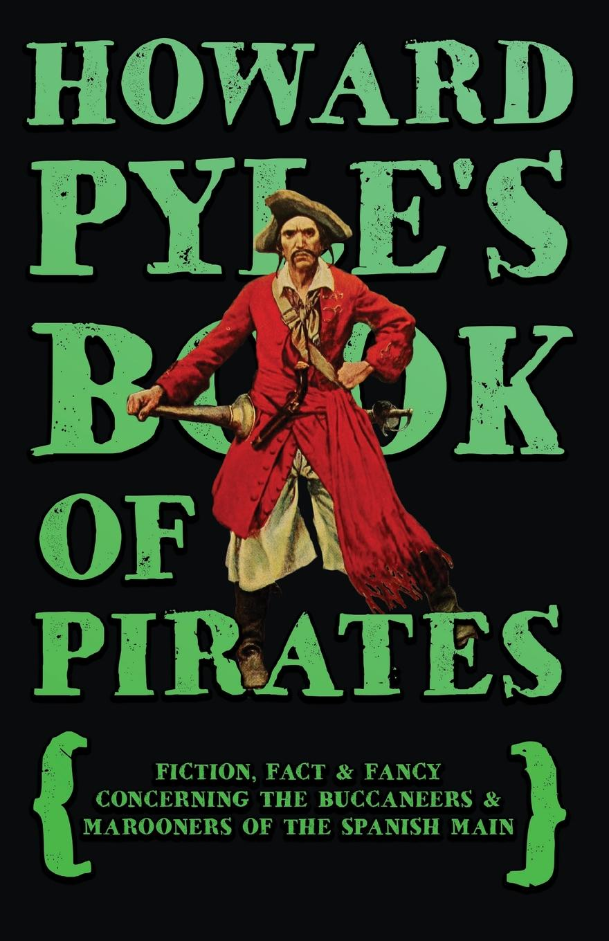 Howard Pyle's Howard Pyle's Book of Pirates pirates sticker book star paws