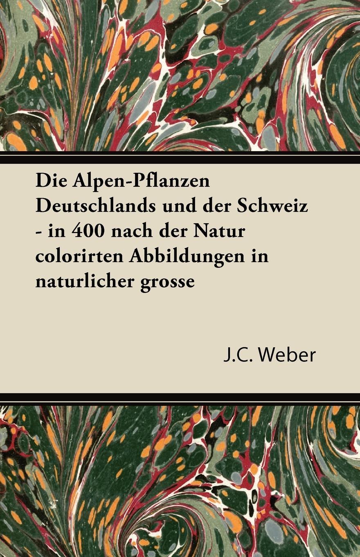 J. C. Weber Die Alpen-Pflanzen Deutschlands Und Der Schweiz - In 400 Nach Der Natur Colorirten Abbildungen in Naturlicher Grosse adolf pascher die susswasser flora deutschlands osterreichs und der schweiz 12