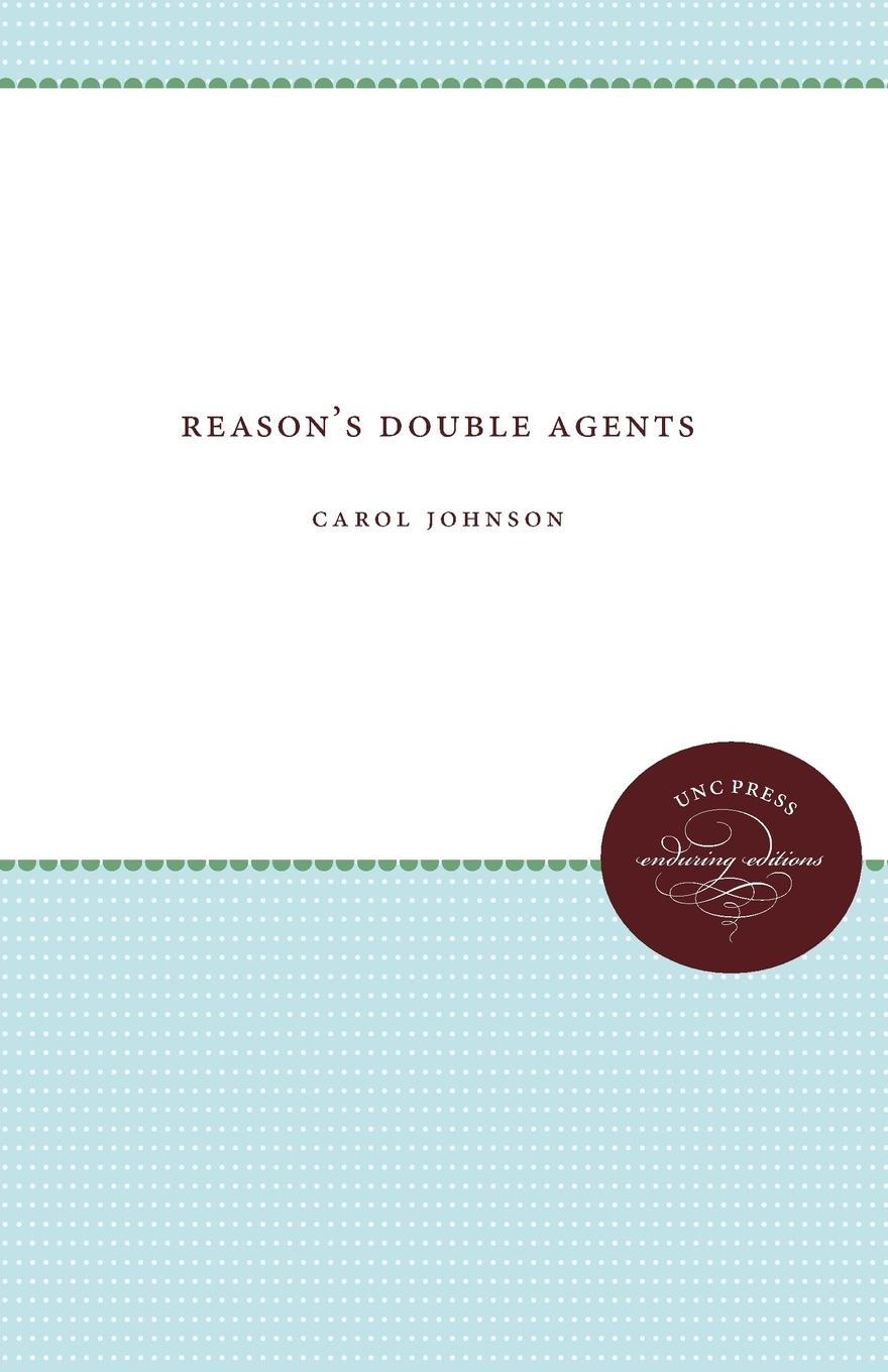 Carole Johnson, Jonnie Johnson Reason's Double Agents mobile agents