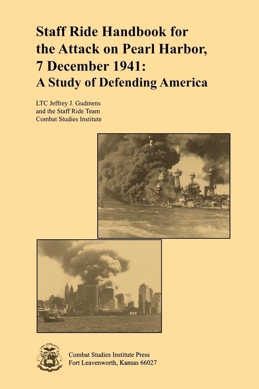 Jeffrey J. Gudmens, Staff Ride Team, Combat Studies Institute Staff Ride Handbook for the Attack on Pearl Harbor, 7 December 1941. A Study of Defending America the oxford handbook of animal studies
