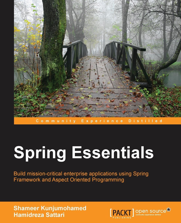 Shameer Kunjumohamed, Hamidreza Sattari Spring Essentials