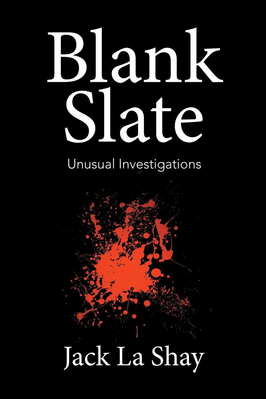 Jack La Shay Blank Slate. Unusual Investigations blank sunglasses купить в москве