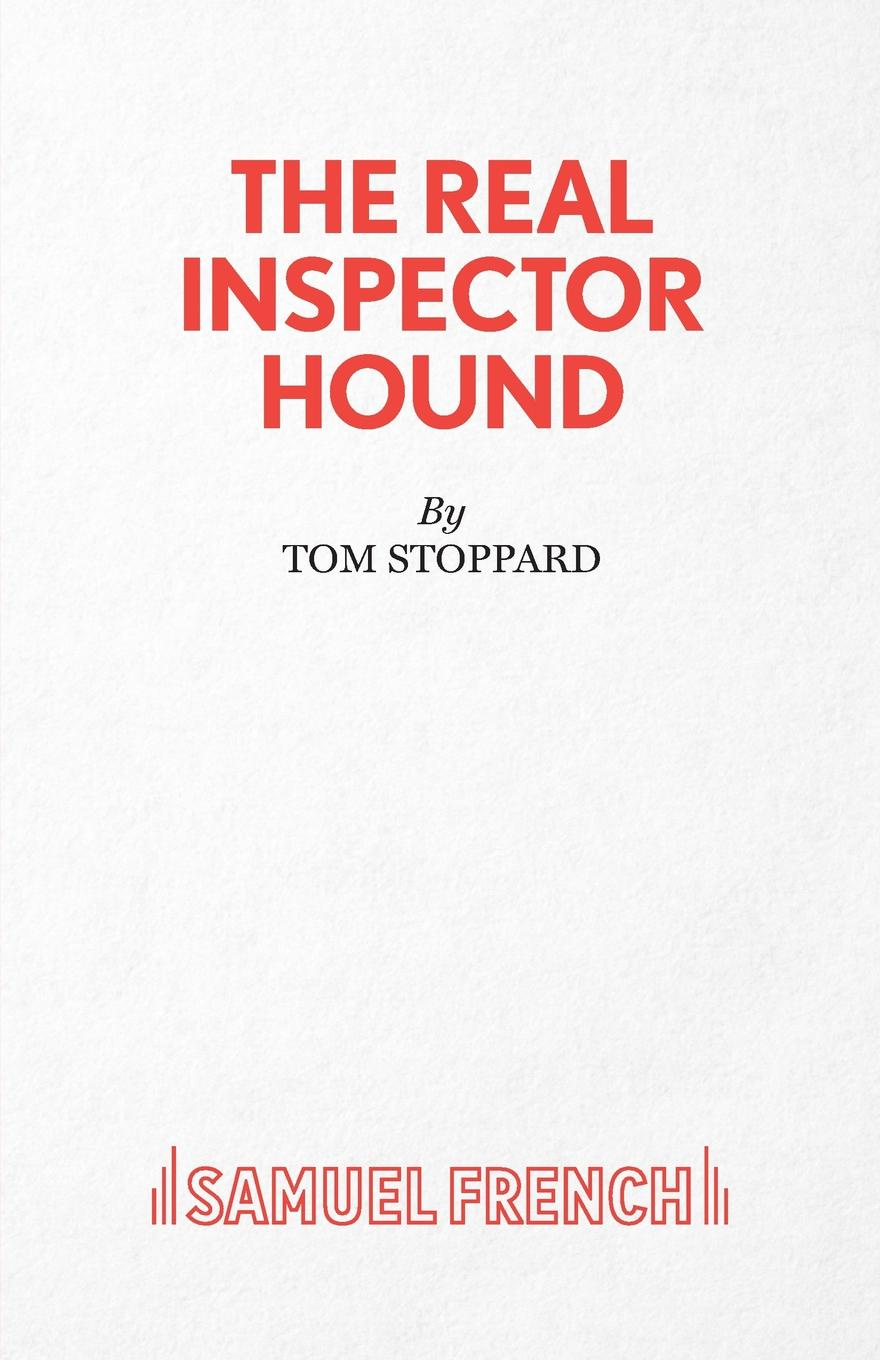 Tom Stoppard The Real Inspector Hound the inspector selfie