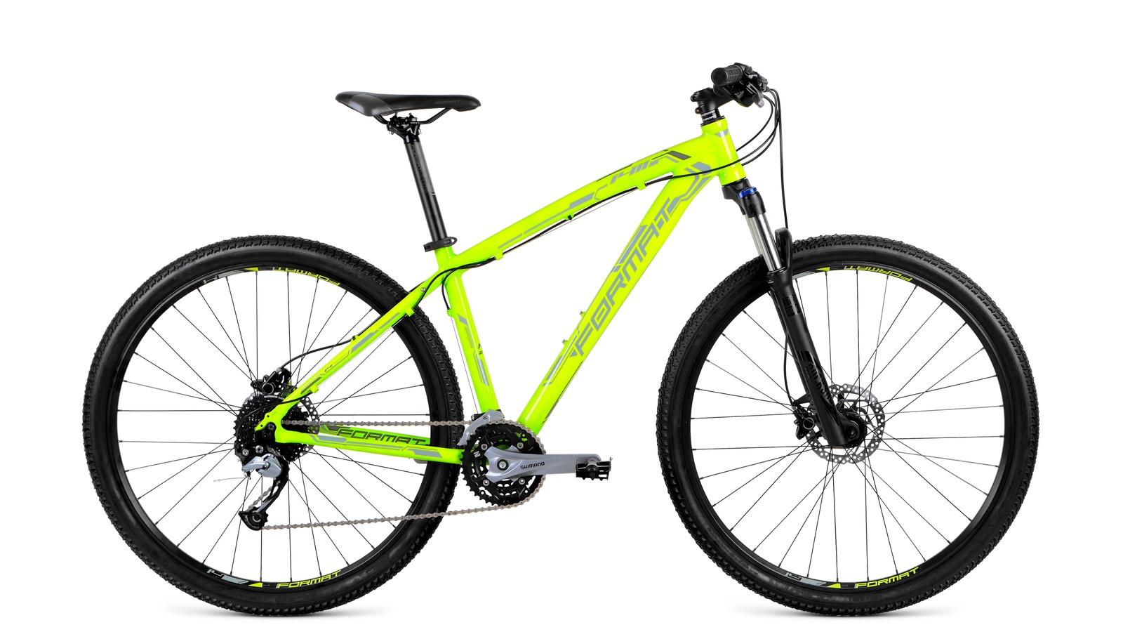 Велосипед Format RBKM9M69S007, желтый велосипед format 1113 2014