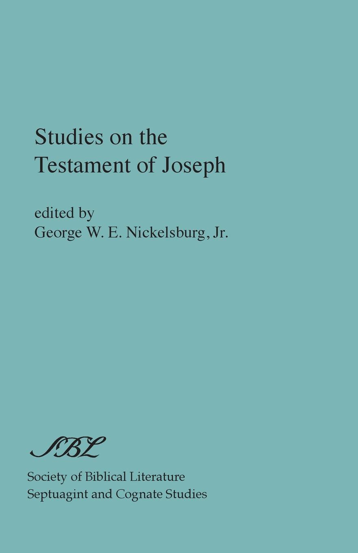 Studies on the Testament of Joseph studies on the effect of hcg on maturity of channa striatus bloch